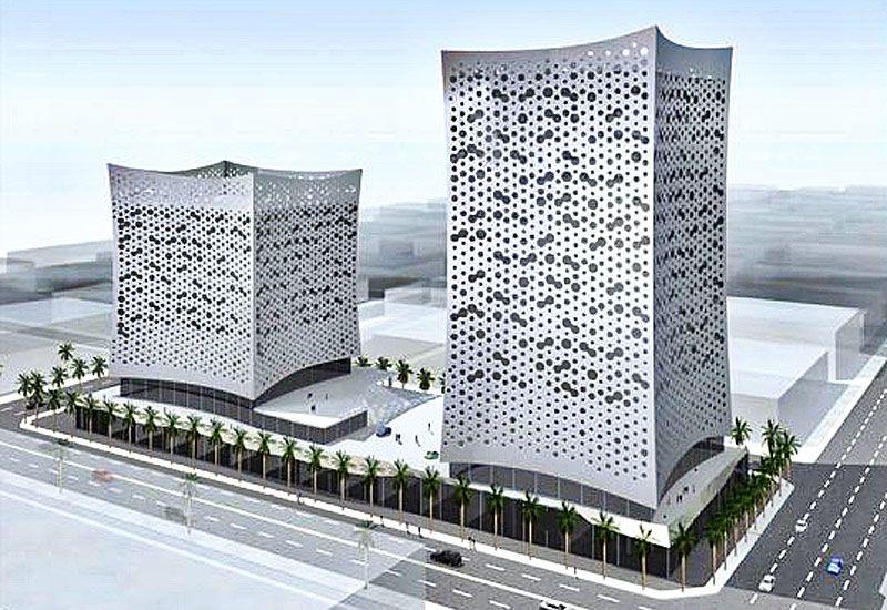 أبراج اصيله مكتمل التحليه Skyscraper Building Structures
