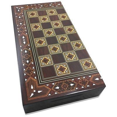 Vintage Backgammon Sets 29
