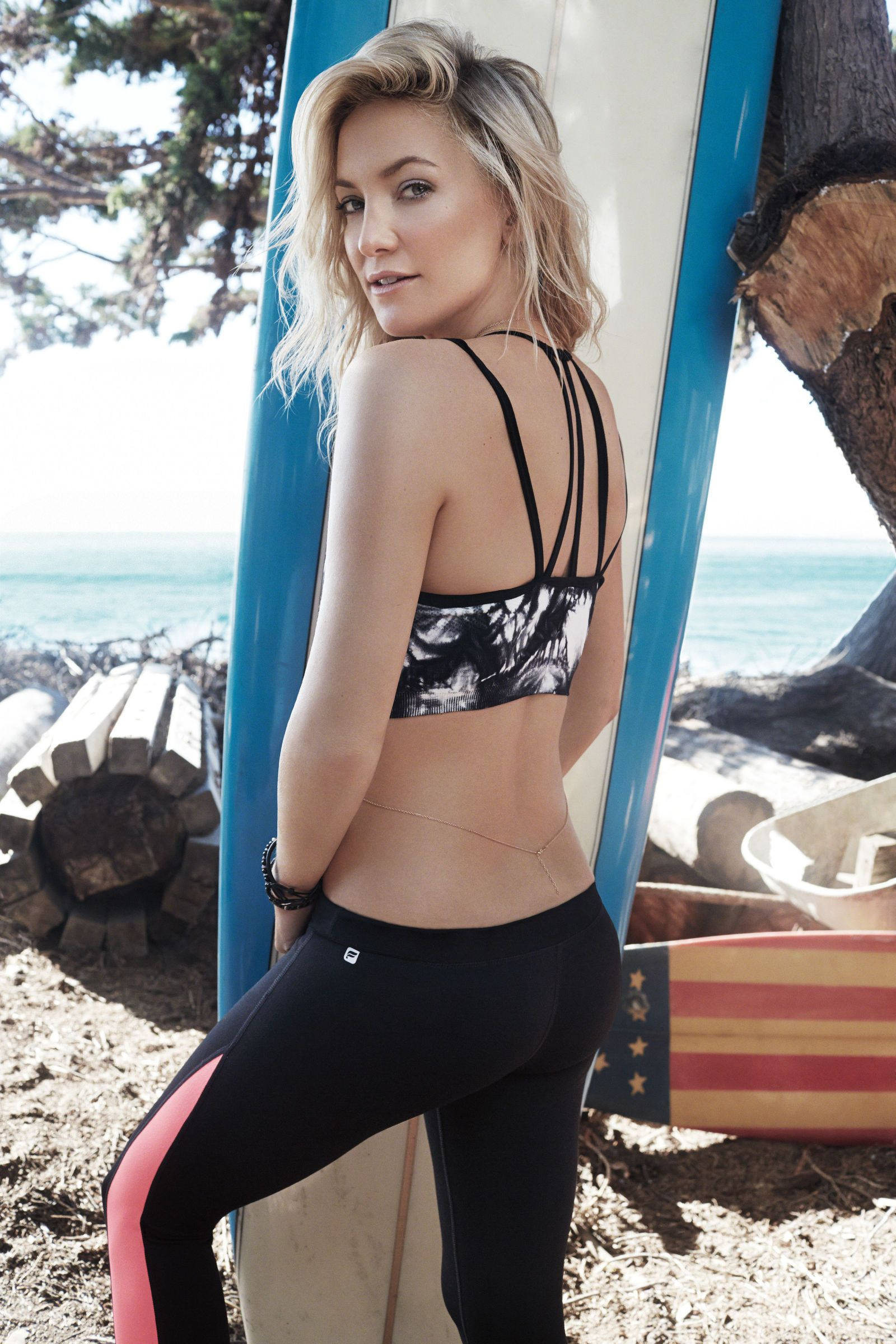 Kate Hudson s personal trainer reveals the secret to her beach body