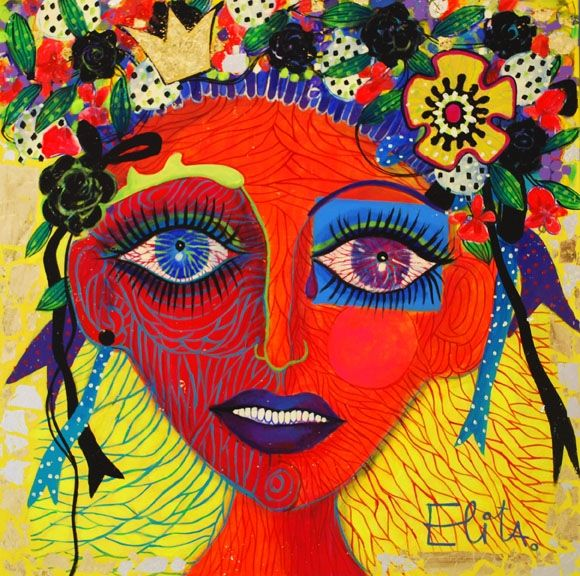 Elita Patmalniece Art Image Fictional Characters
