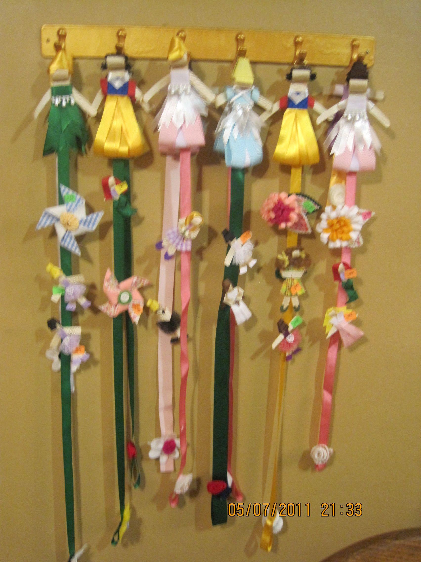 fae39224c3e0 colgantes para moños y diademas hechas por Ana | Cosas para hacer ...