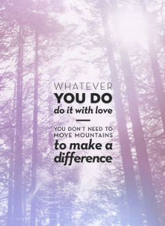16 Inspiring Quotes About Making A Difference Quotes Quotes