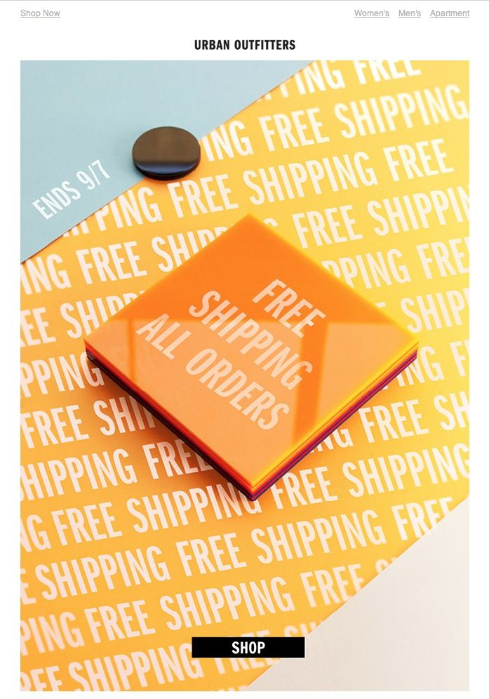 Urban Outfitters Free Shipping Edm Edms