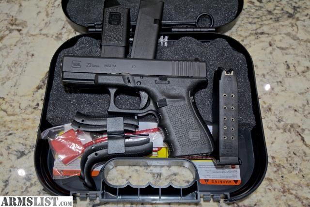 Armslist For Sale Brand New Glock 23 Gen4 Glock 23