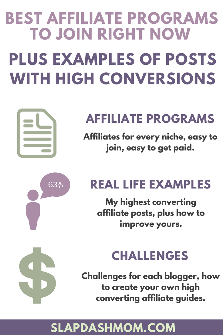 Best Affiliate Programs to Join + High Converting Post