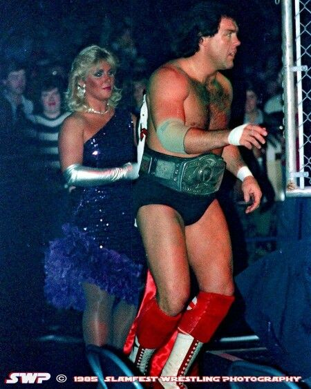 Baby Doll and Tully Blanchard | Wrestling stars, Tully blanchard, Pro  wrestling