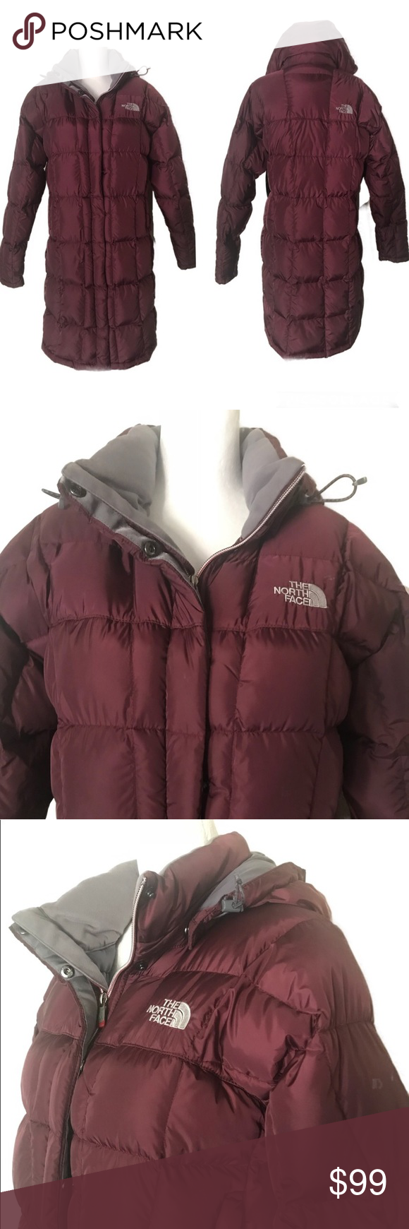 The North Face 600 Down Puffer Coat Long Jacket Down Puffer Coat Puffer Coat Long Puffer Coat [ 1740 x 580 Pixel ]