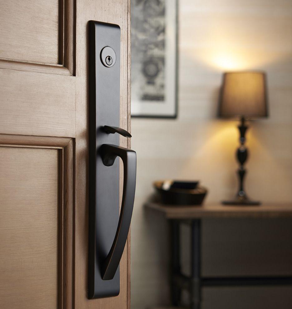 Rejuvenation Easy Update Orion Exterior Tubelatch Door Set With Geneva Lever Door Sets Doors Front Door Hardware