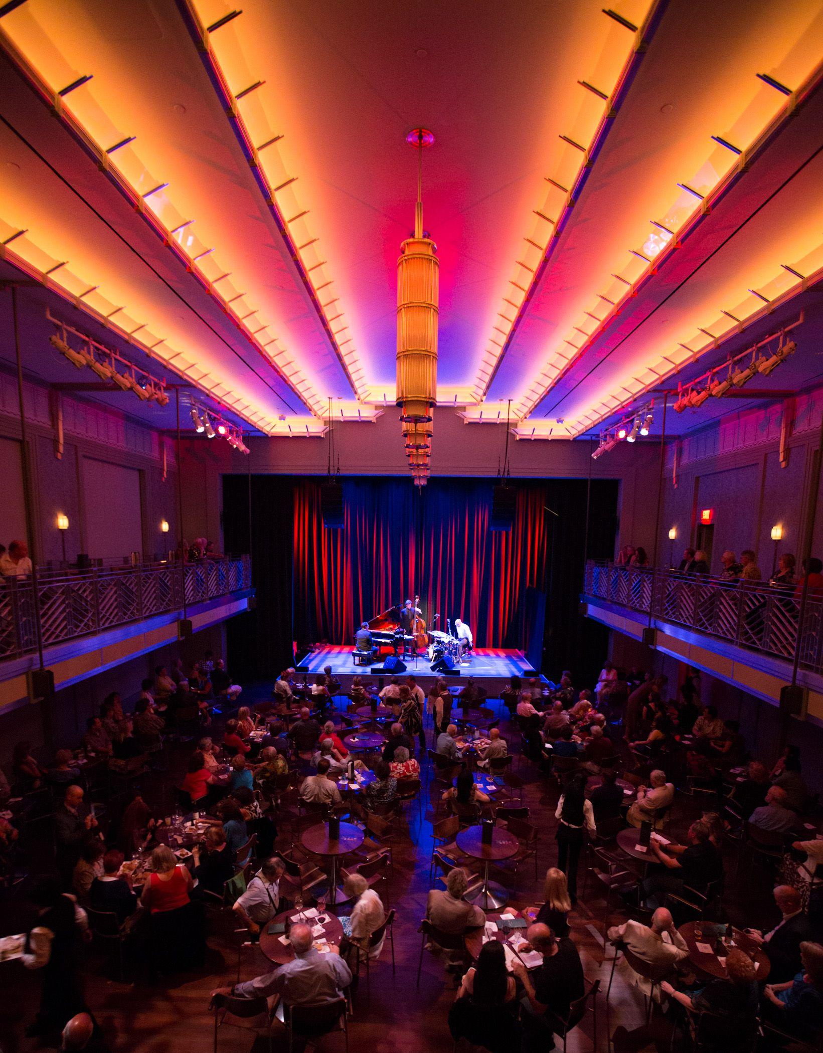 Myron S Cabaret Jazz At The Smith Center Jazz Club Cabaret Music Venue