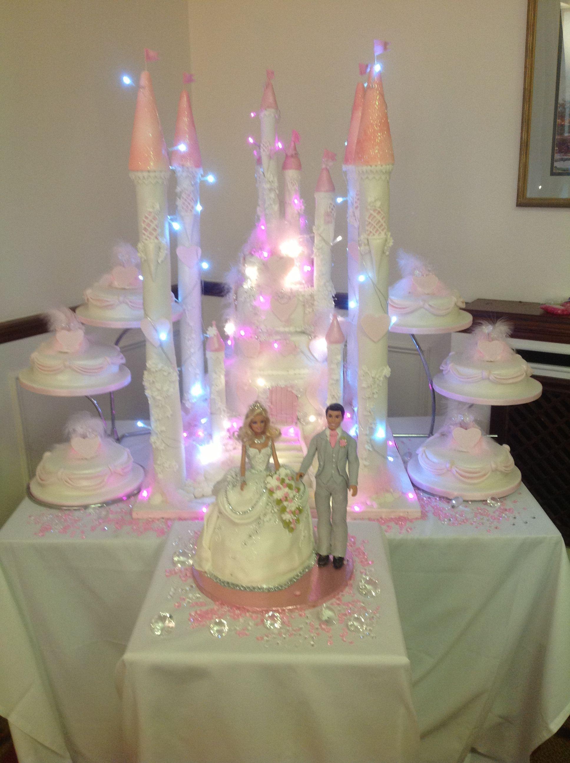 Gypsy Wedding Cake