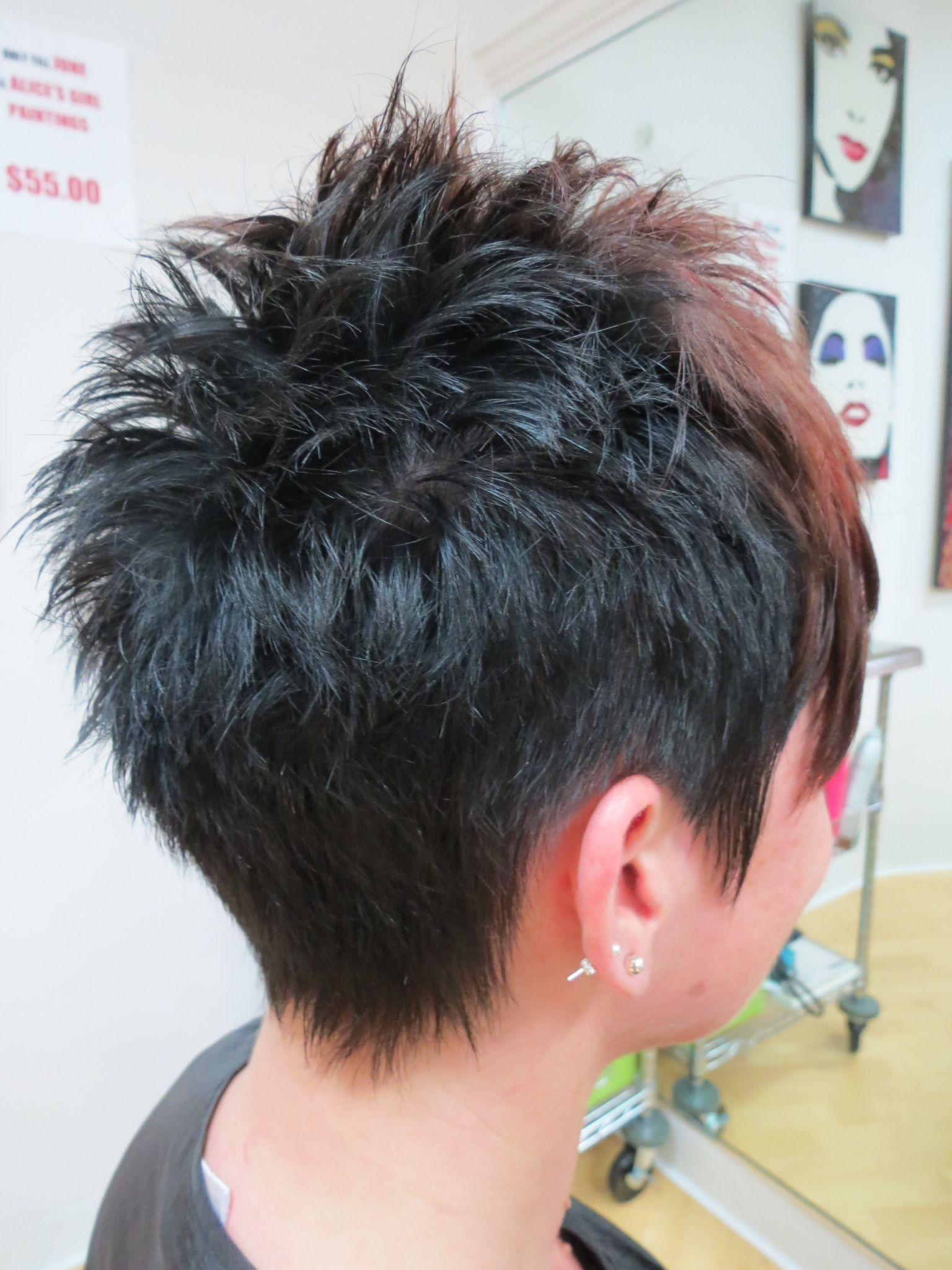 Short hair back denenecek projeler pinterest short hair