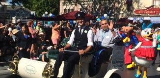 July 17th Cast Parade