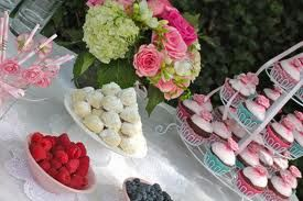 girls party food -