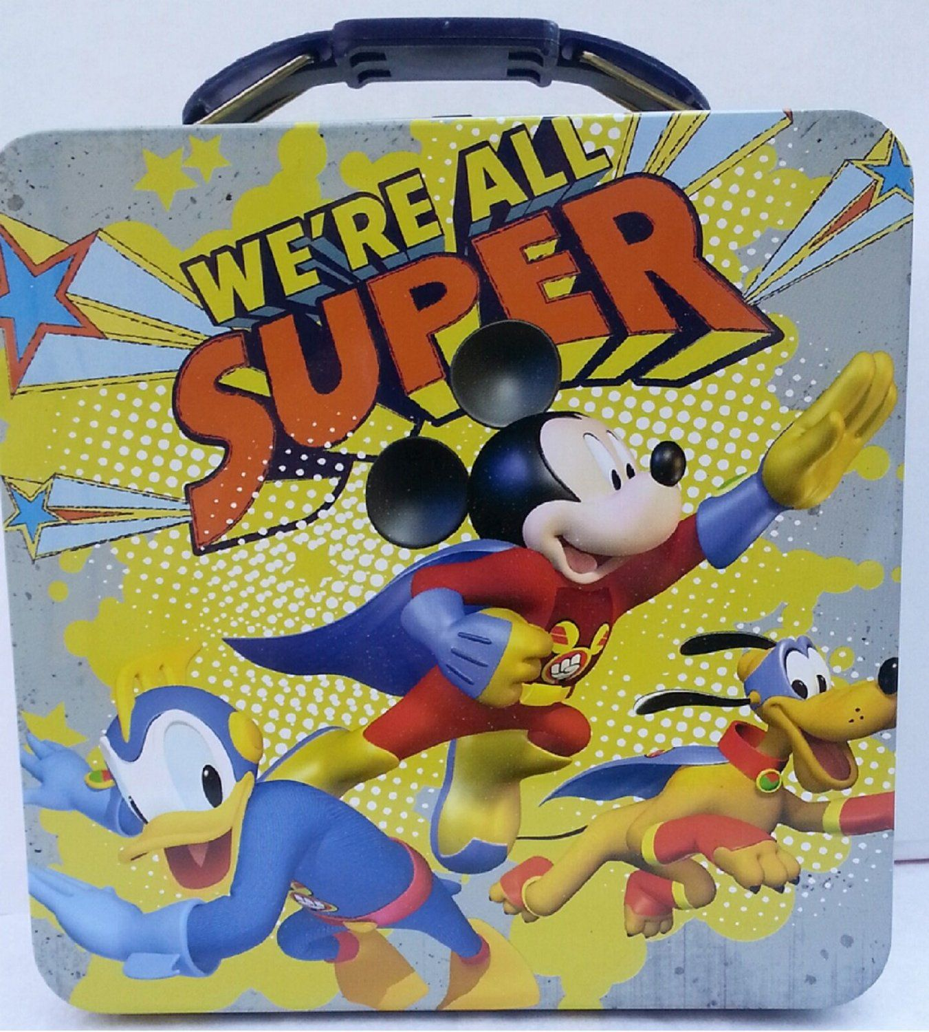 Hallmark Mickey Mouse Fun and Friends Large Napkins 16ct