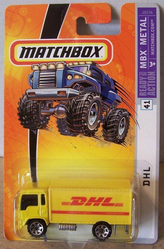 Matchbox DHL truck | Oyuncak