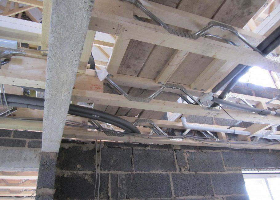 Metal web joists posi joists pasquill roof trusses for Web floor truss