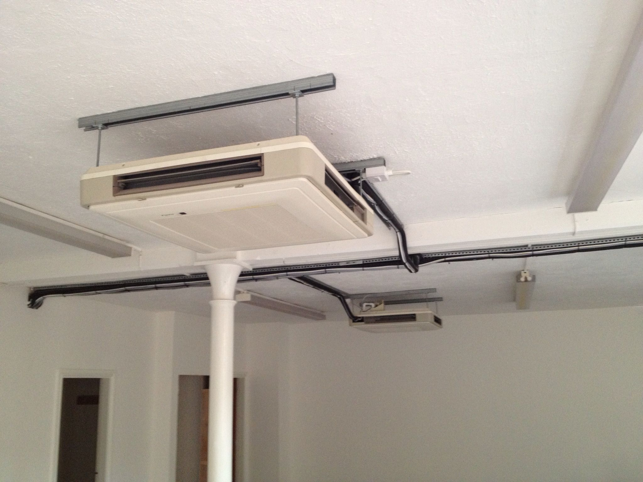 Daikin Under Ceiling Suspended Air Conditioning Installed