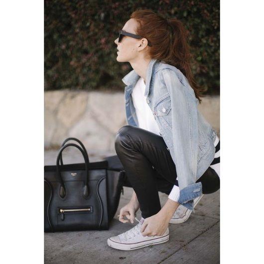 7c75ceb555b7 STYLING TIPS  Πως να φορέσεις ένα boyfriend jean jacket! - Tlife.gr ...