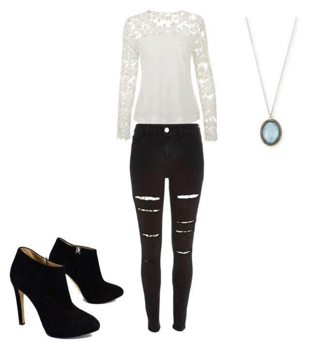 """""""Untitled #2"""" by elisa07179 on Polyvore featuring Giuseppe Zanotti, River Island and Armenta"""