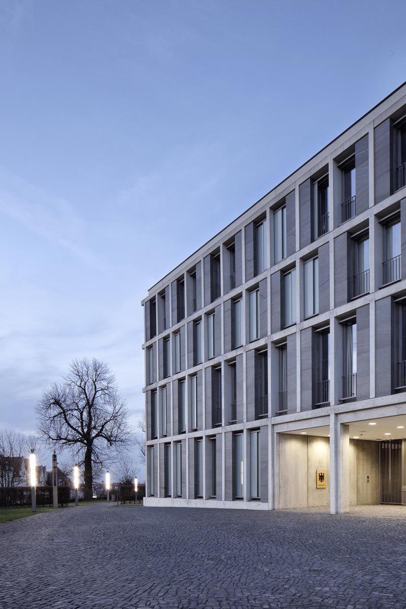 Architektur Erfurt bundesarbeitsgericht erfurt architekturfotografie architektur