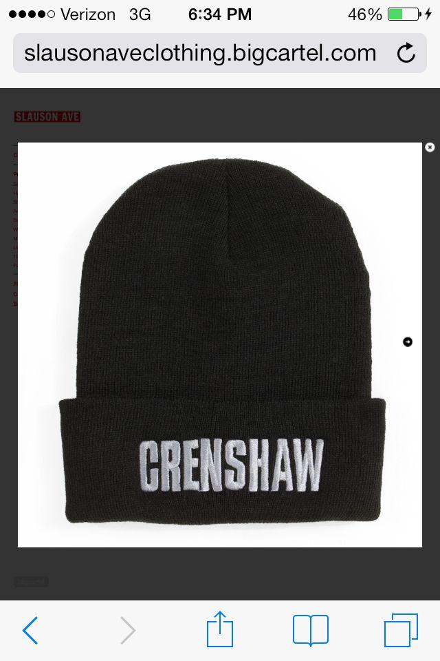 Crenshaw beanie  f1c175741c6