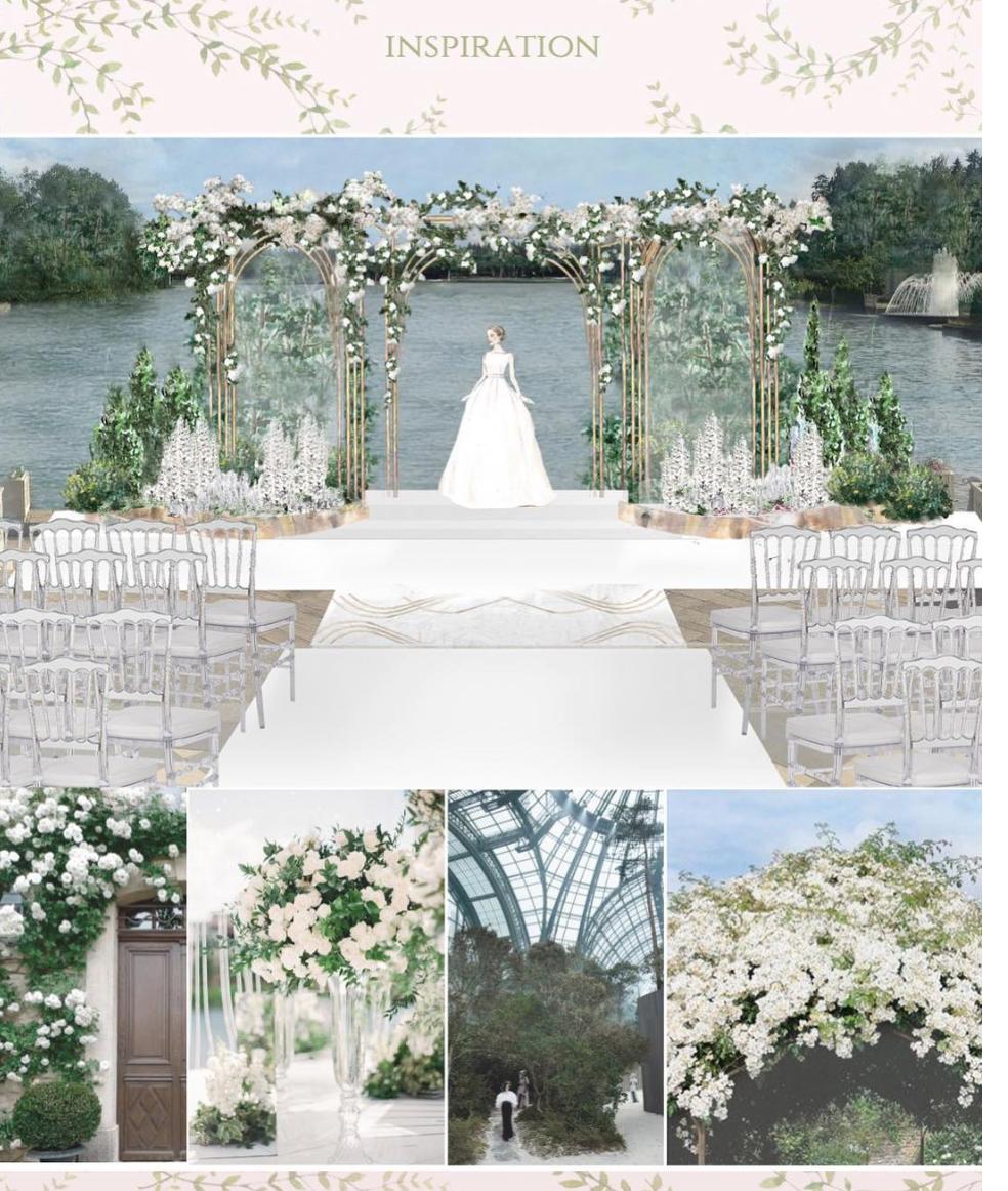 Stylish Wedding Ceremony Decor: Pin By Hailey Waitt On Wedding Decor