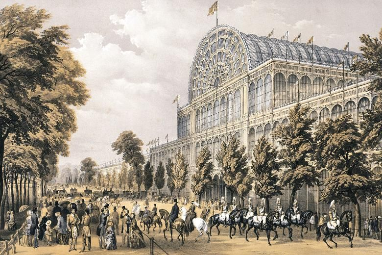 Crystal Palace May Rise From Ashes Thanks To A Chinese