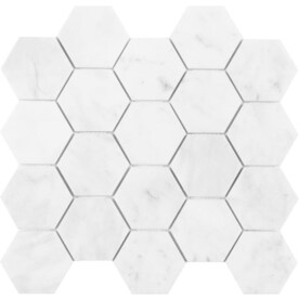 Satori Honeycomb Tile At Lowes Com Search Results In 2020