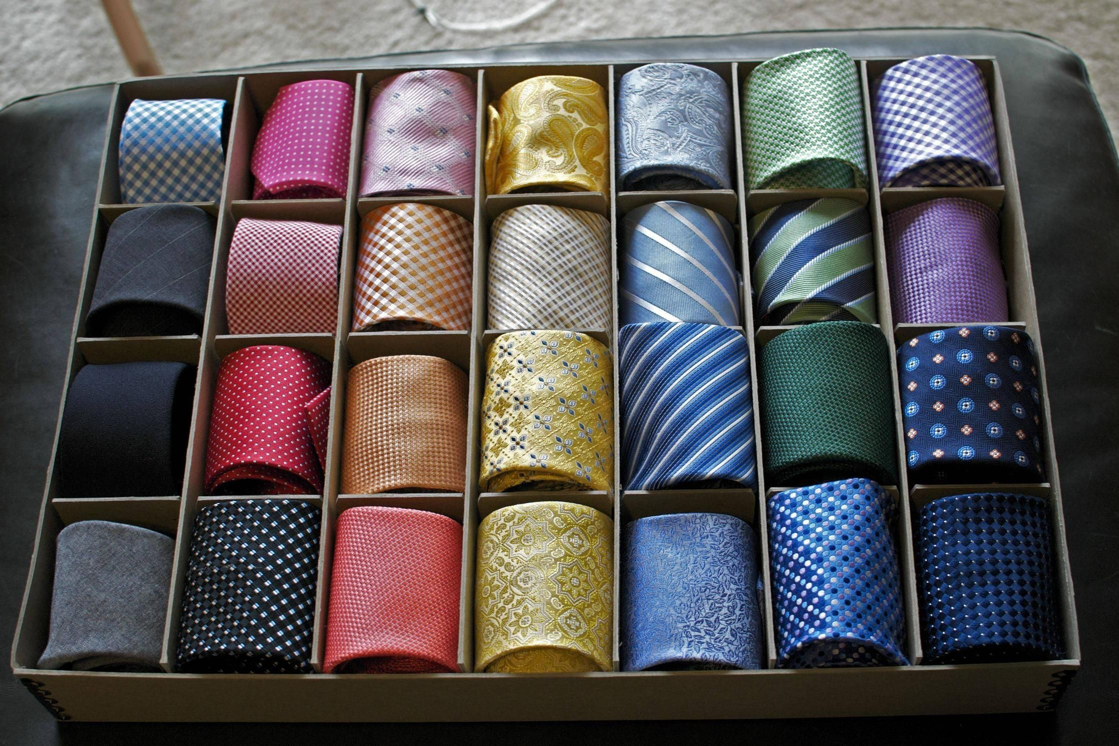to premium ties youtube how tie drawers watch drawer organize