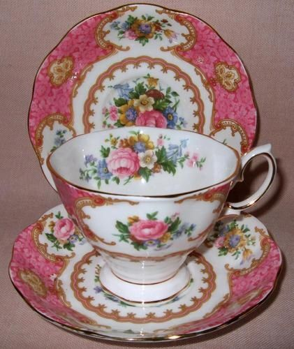 royal albert lady carlyle - Bing Images