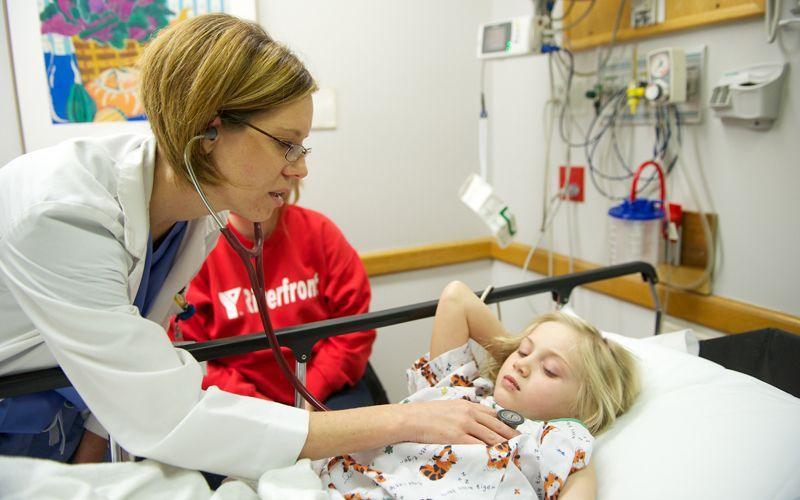 A Day in the Life Physician AssistantsInside Children's