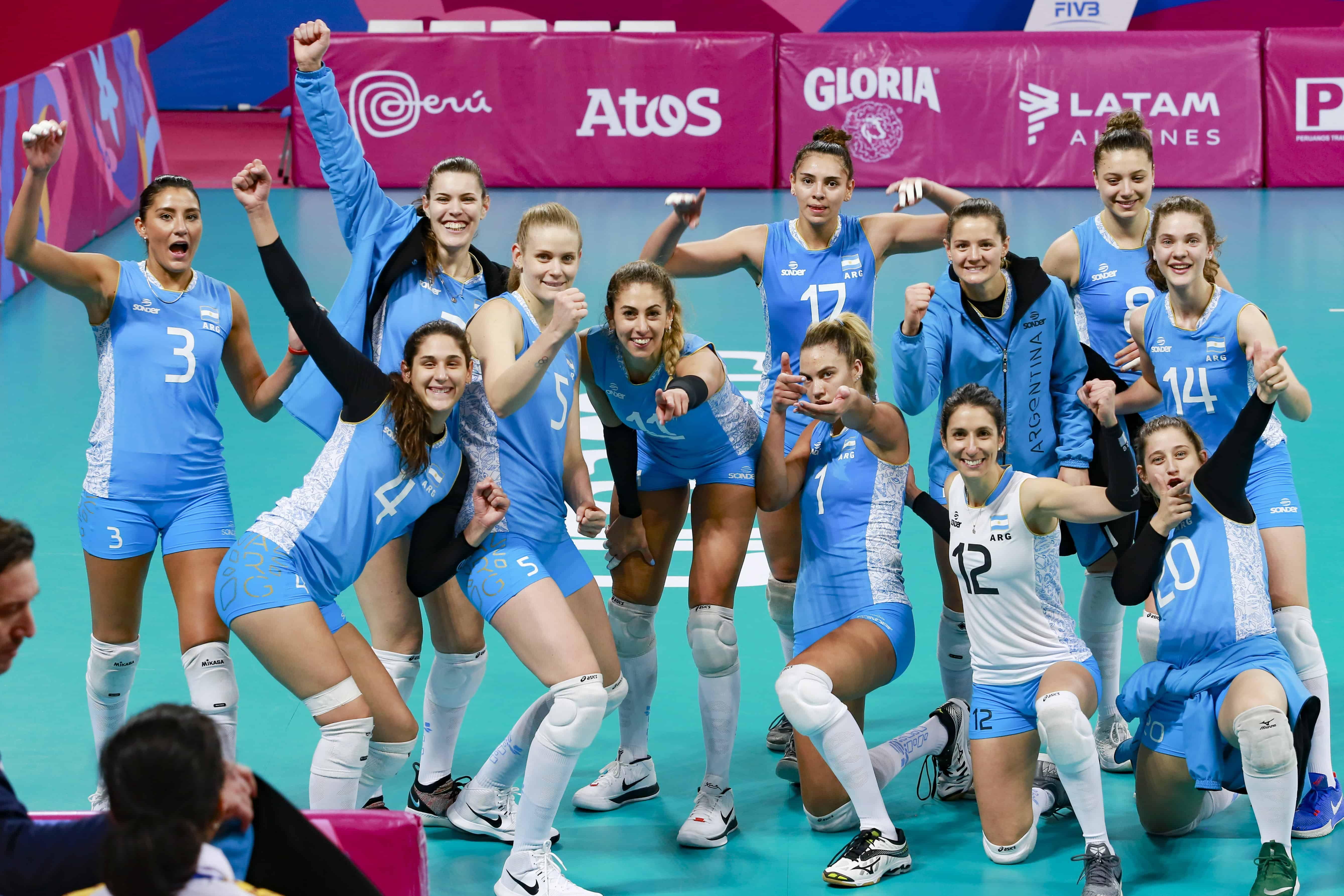 Juegos Panamericanos La Agenda Y Los Resultados De Los Argentinos Del 11 De Agosto Tyc Sports Voley Argentina Voley Argentina