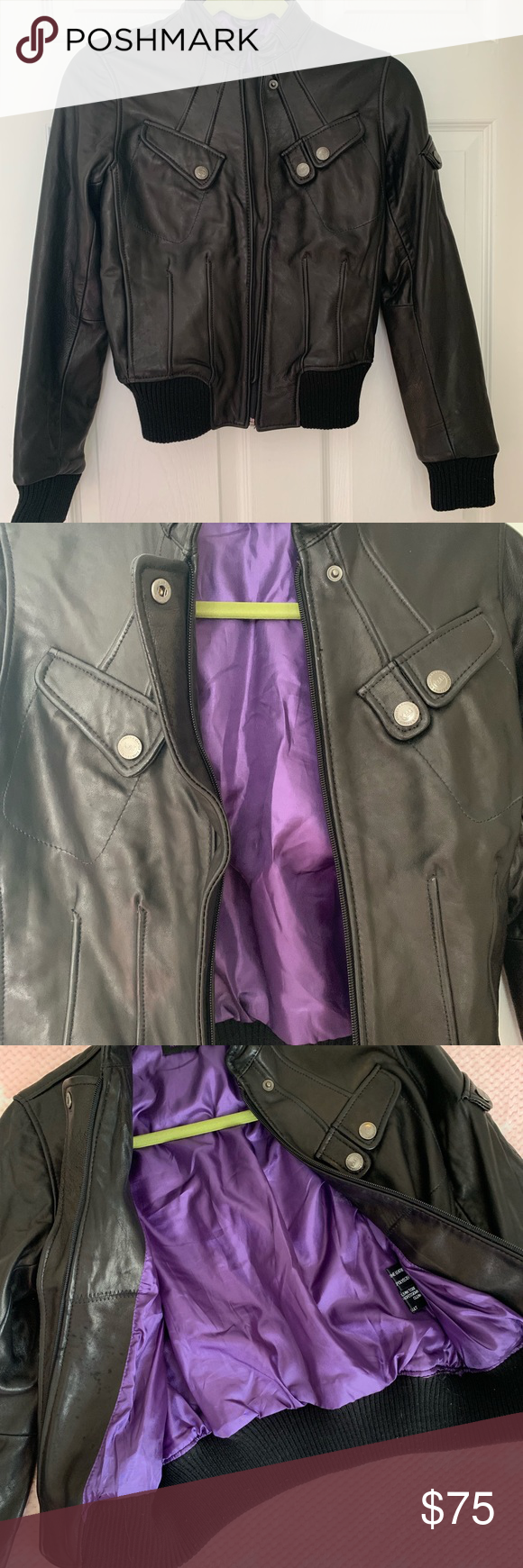 Knoles and Carter Leather Jacket in 2020 (With images