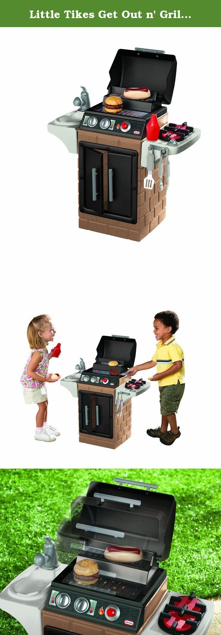 Little Tikes Get Out N Grill Kitchen Set – Kitchen Idea