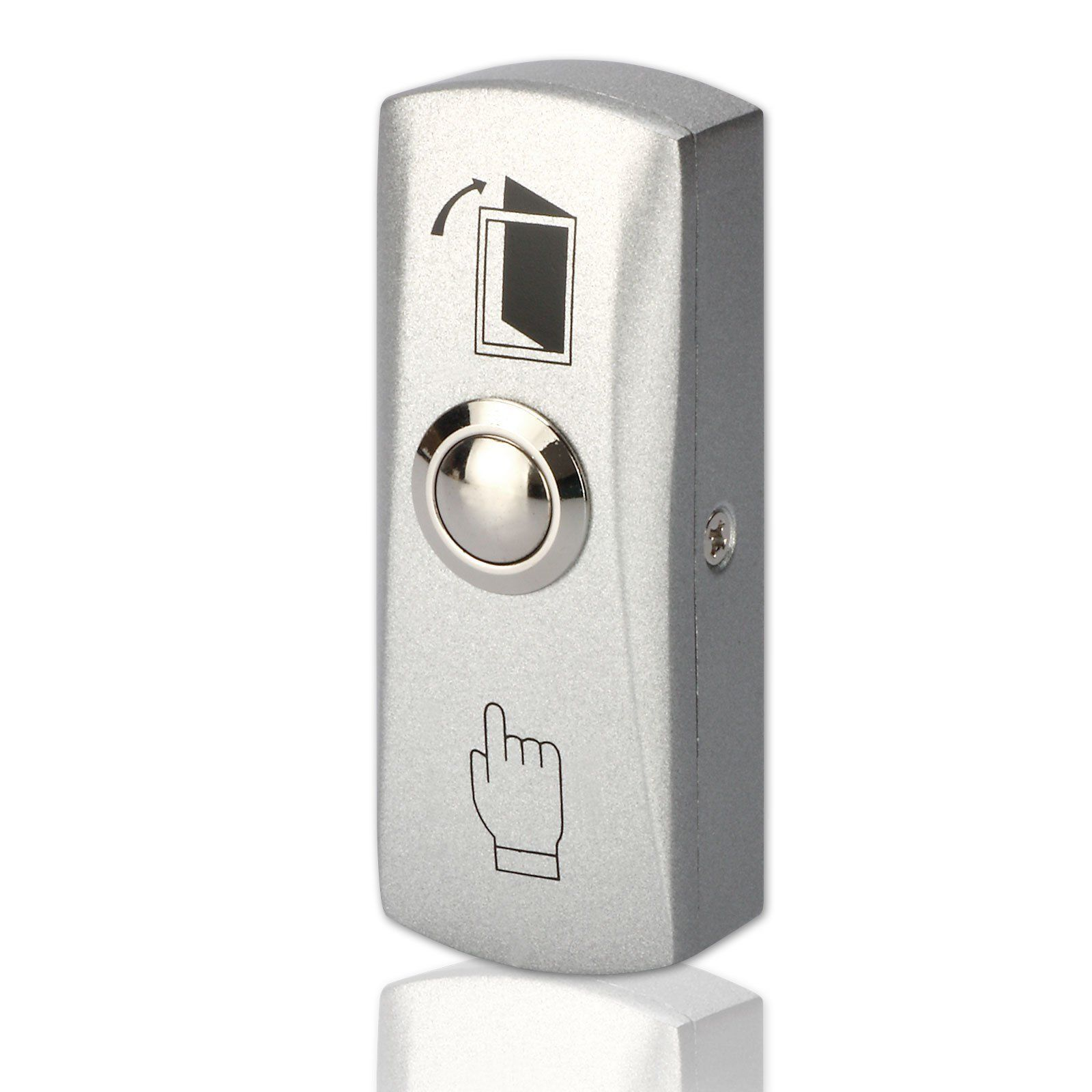 10 49 Door Touch Exit Button Push Home Switch Panel Access Control Zinc Alloy Ebay Electronics Home Switch Access Control Zinc Alloy