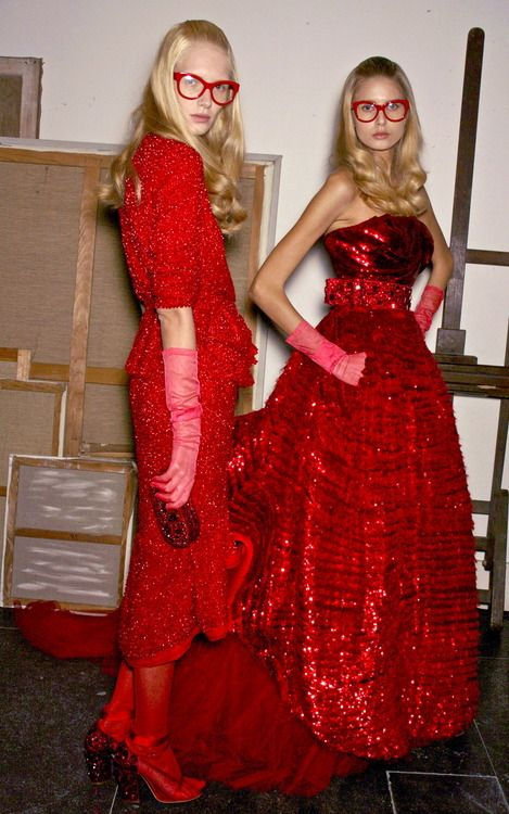 Givenchy Couture S/S 2006...dress you up!