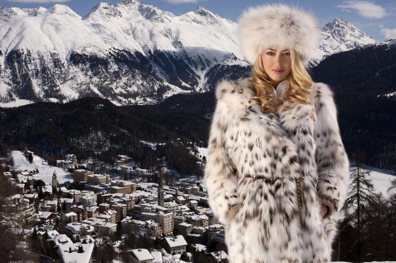 модельный бизнес зима