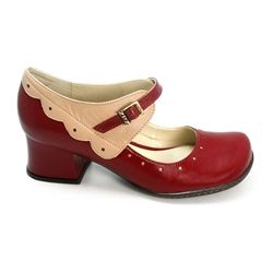 1d9fa2dda1 Sapato Feminino Retrô - Calçado Feminino | ZPZ Shoes | shoe MIS ...