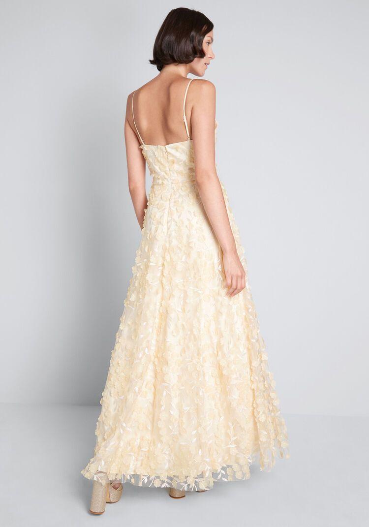 A Floral Engagement Maxi Dress Dresses Short Lace Bridesmaid Dresses Lace Formal Dress [ 1071 x 750 Pixel ]