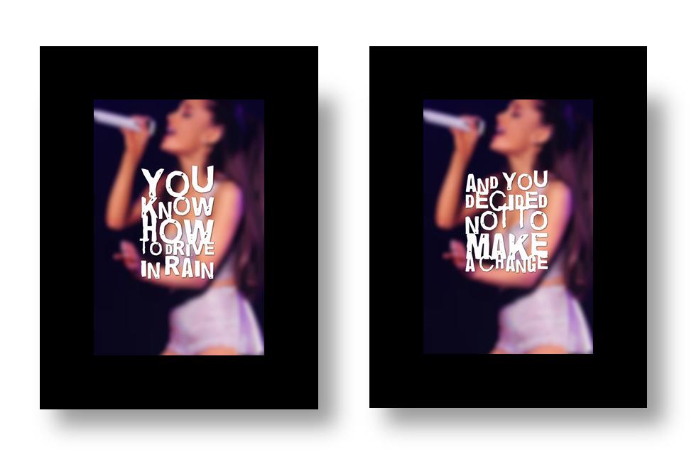 Lyric remove lyrics from song : ariana grande- honeymoon avenue (my edit, please don't remove ...