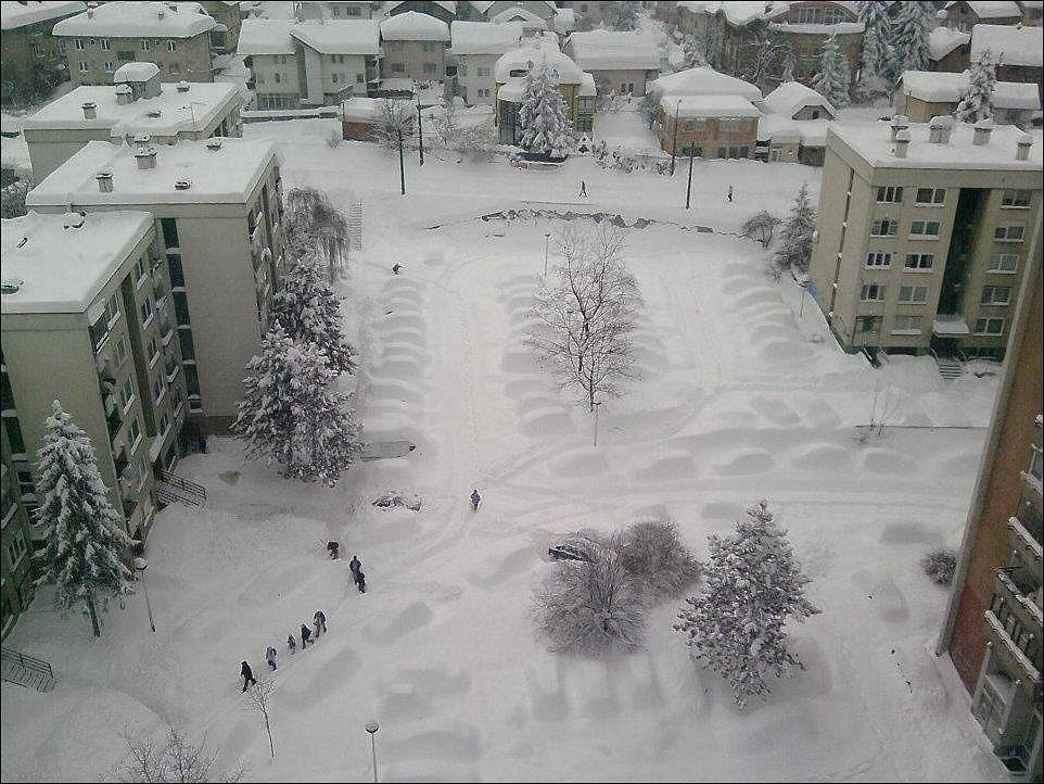 SnowOverload