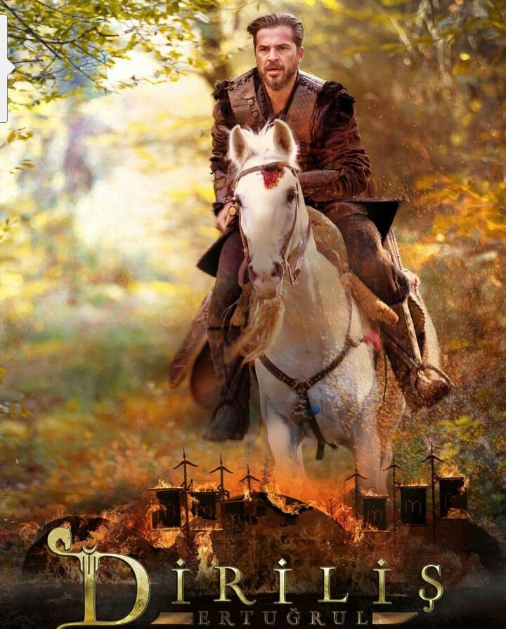 Engin As Ertugrul From Dirilis Ertugrul Serial Historical Film Native American Movies Best Profile Pictures