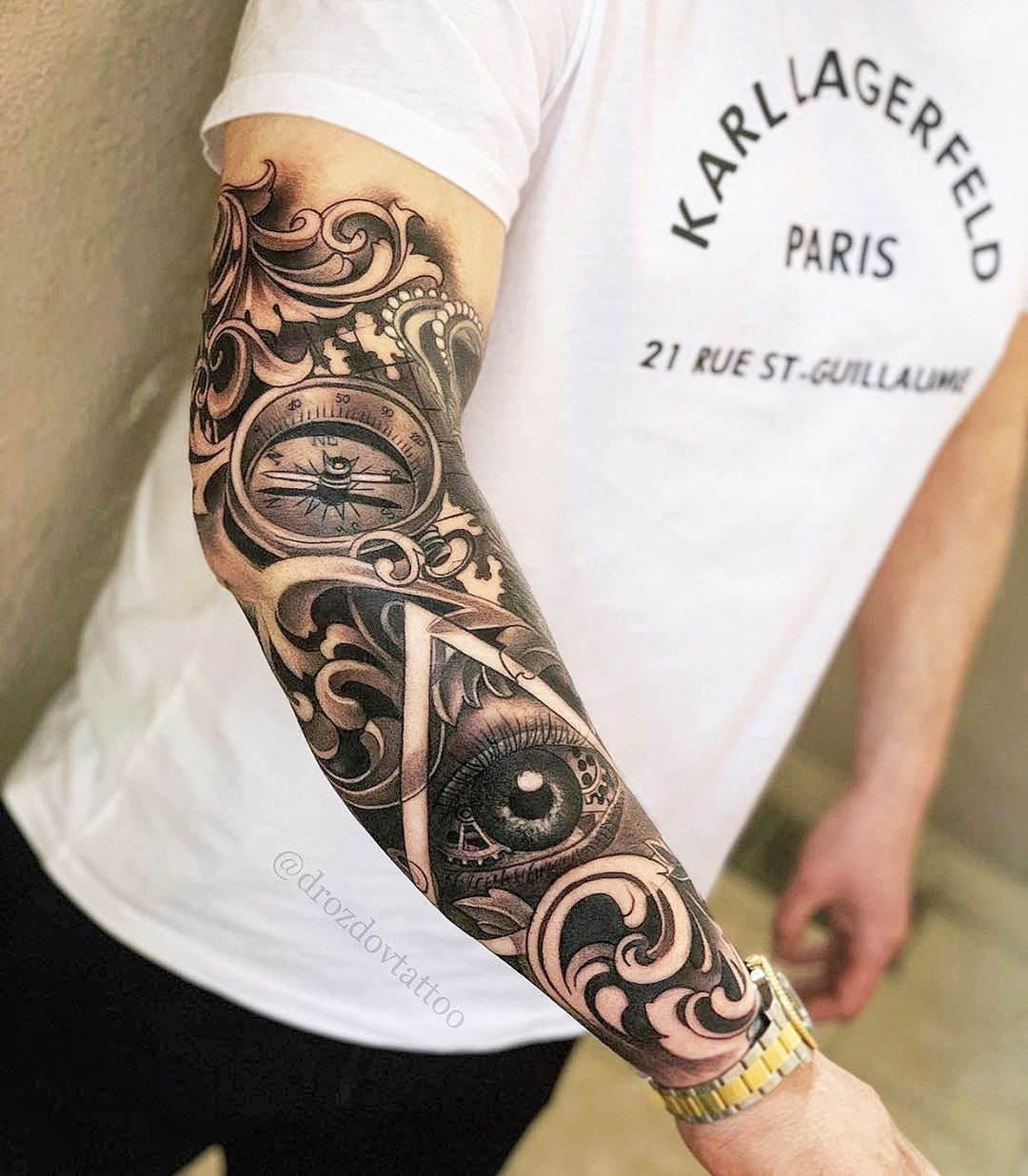 Modern Arm Tattoo Ideas You Can Try Right Now15 In 2020 Tattoos Sleeve Tattoos Best Sleeve Tattoos