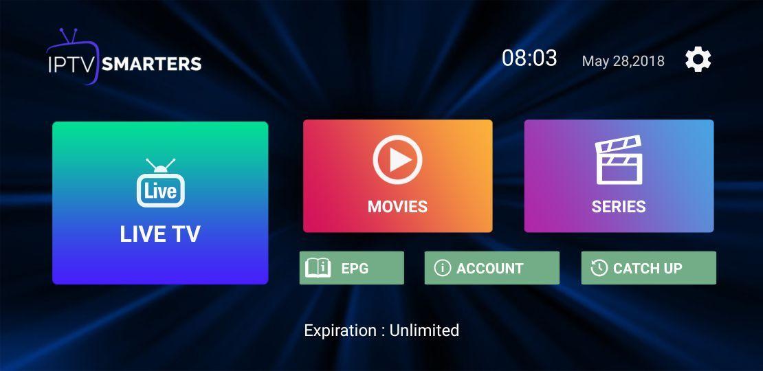 New Release Coming Soon Iptv Smarters Tv Box Version Com