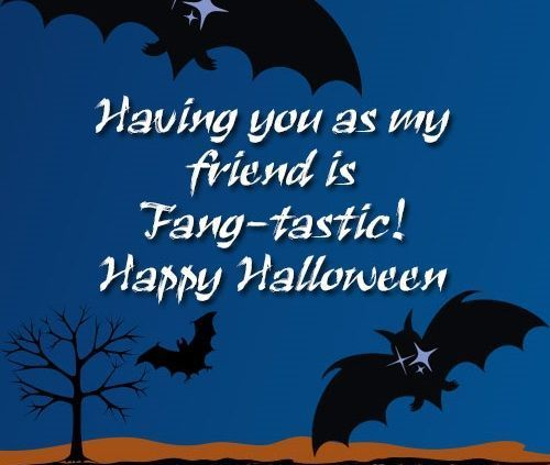 Happy halloween quotes friends | Happy Halloween Quotes For