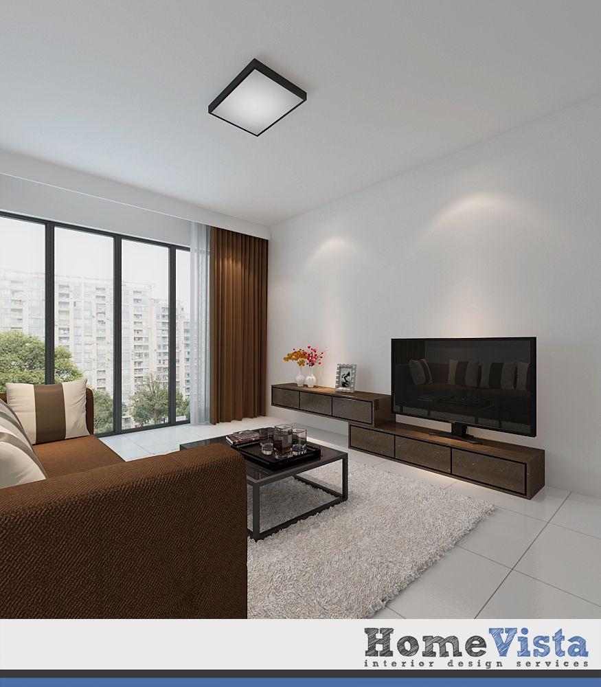 Interior Design Open Kitchen Living Room: HomeVista Interior Design
