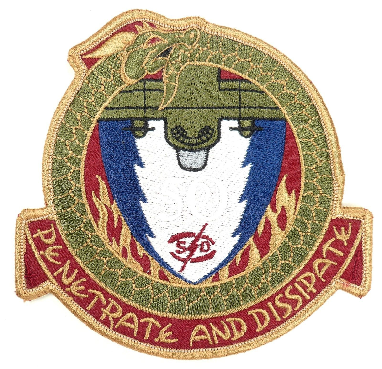 USAF 17th SOS SPECIAL OPERATIONS SQUADRON GOOSE50 PATCH
