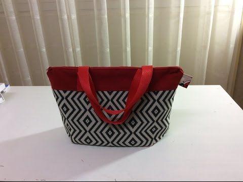 comment fabriquer un sac tarte tuto diy accessoires youtube couture pour la maison. Black Bedroom Furniture Sets. Home Design Ideas