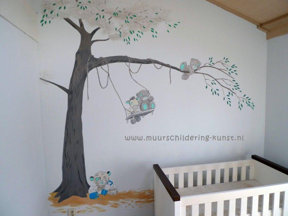 Schommel In Kinderkamer : Volledige me to you kinderkamer euro inclusief beertjes