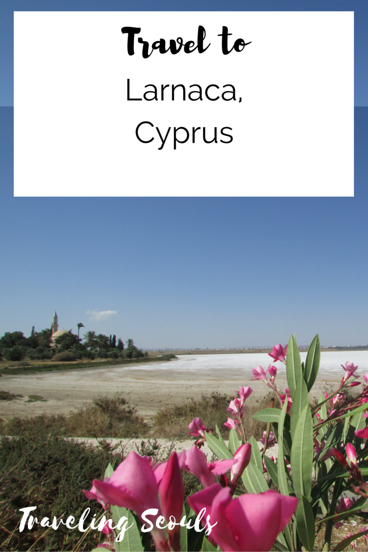 Visit historical sites, Salt Lake, and beautiful beaches in Larnaca, Cyprus…